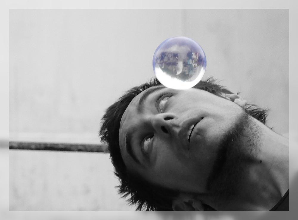 ~ Blue Bubble ~