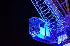 blue crane