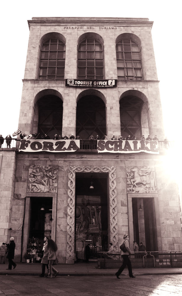 Blue Crew in Milano