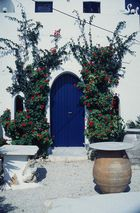 Blue Door/Paros