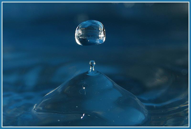 Blue Drop  #2