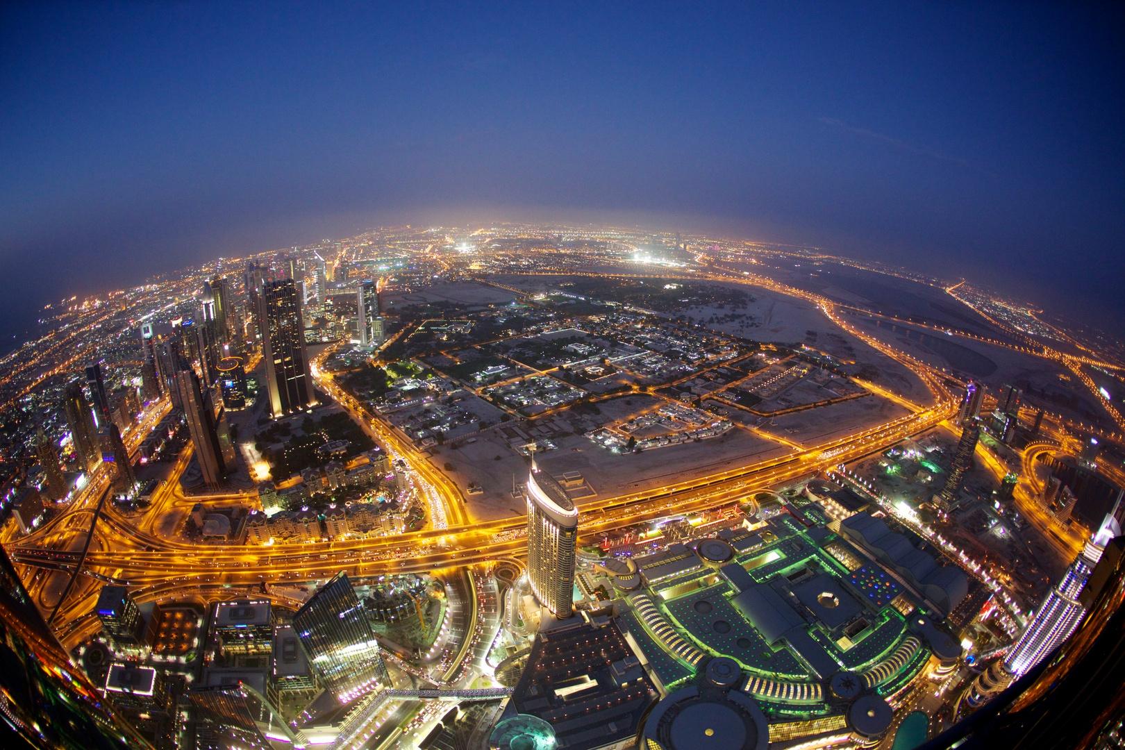 Blue Dubai