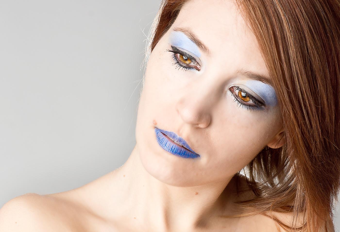 - - - - blue Eyes - - - -