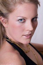 blue eyes ...