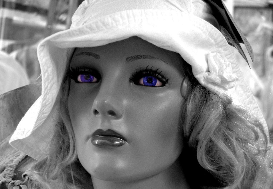 Blue Eyes................