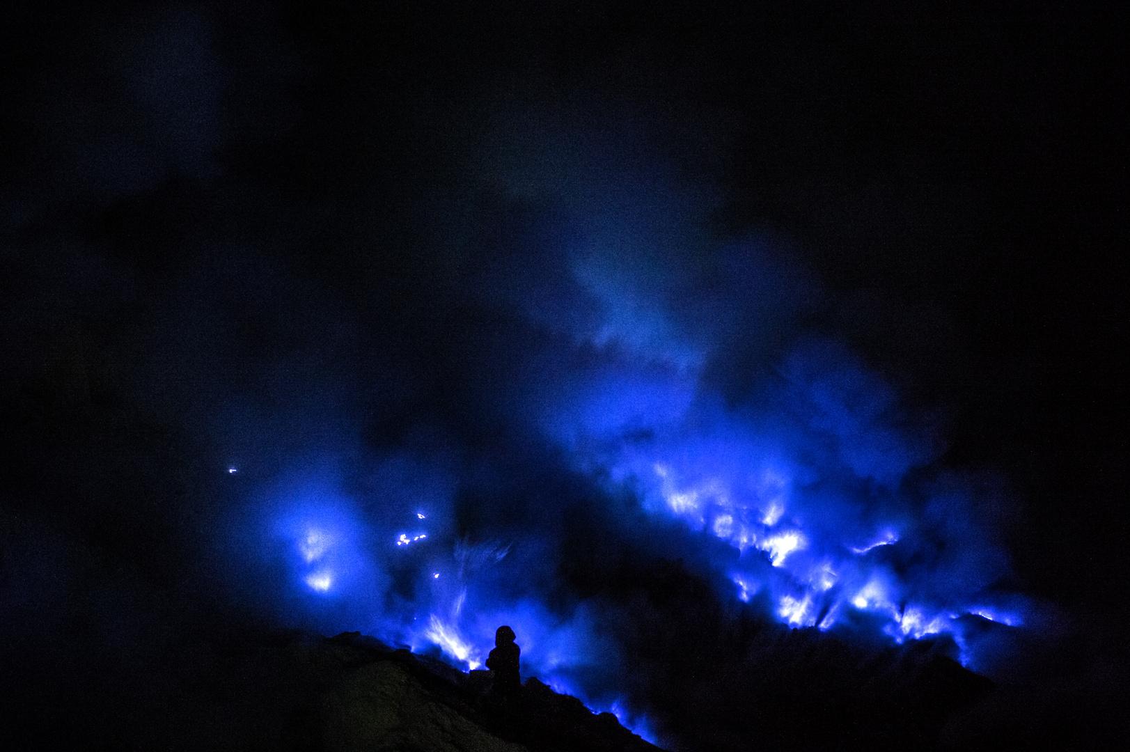 """Blue Flame"""