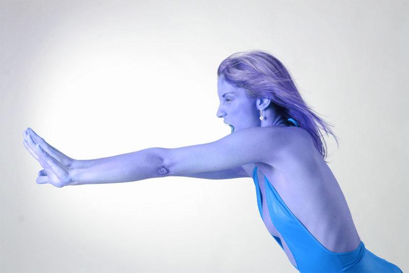 Blue Girl Group