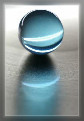 Blue Grey shadow