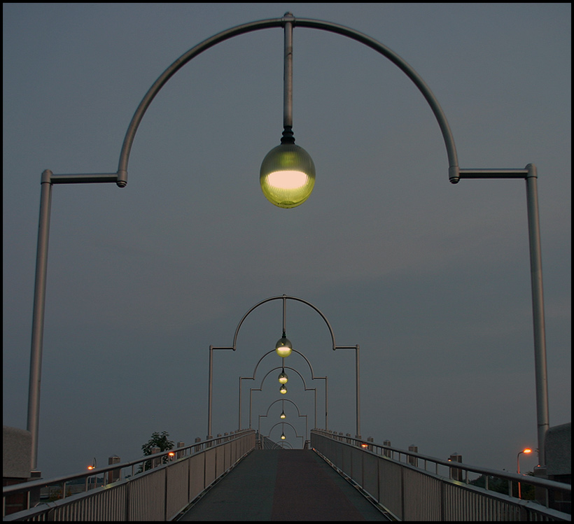 Blue Hour in Bremen