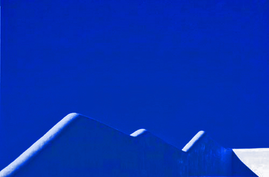 """""""BLUE HOUR. No. 1"""" one of all"""