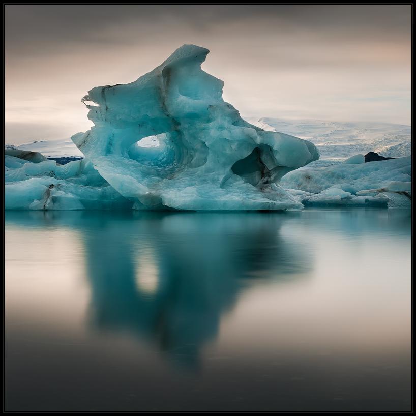 [ ... blue ice ]