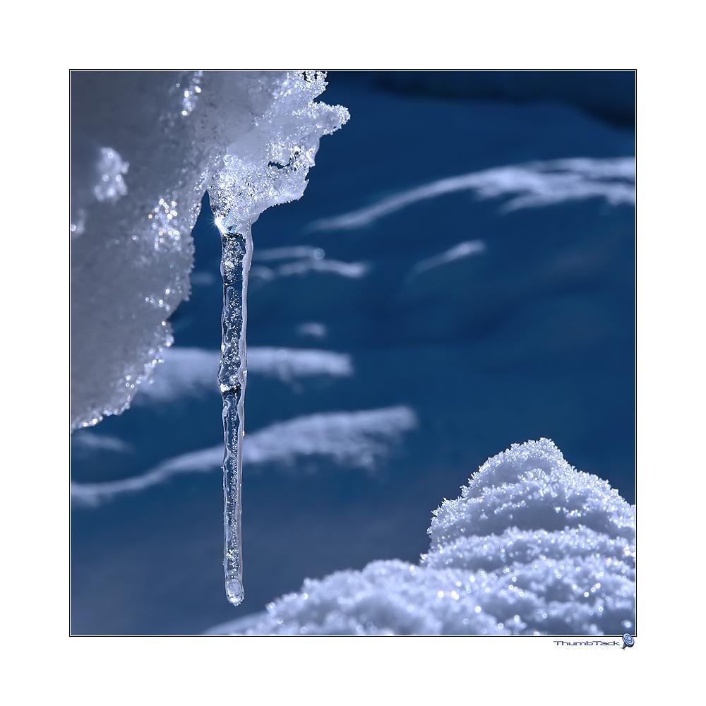 * blue-ice *