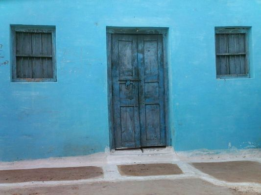 Blue in Orcha