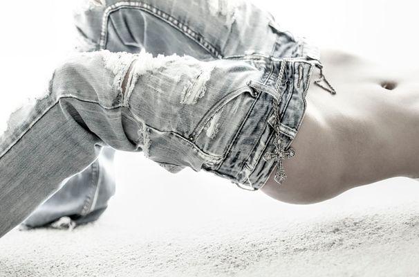 blue jeans #7