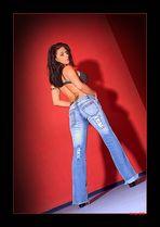 *** blue jeans ***