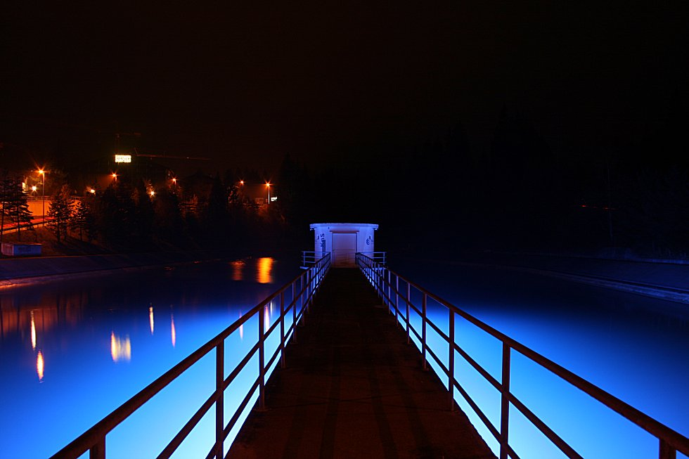 Blue Kraftwerk II