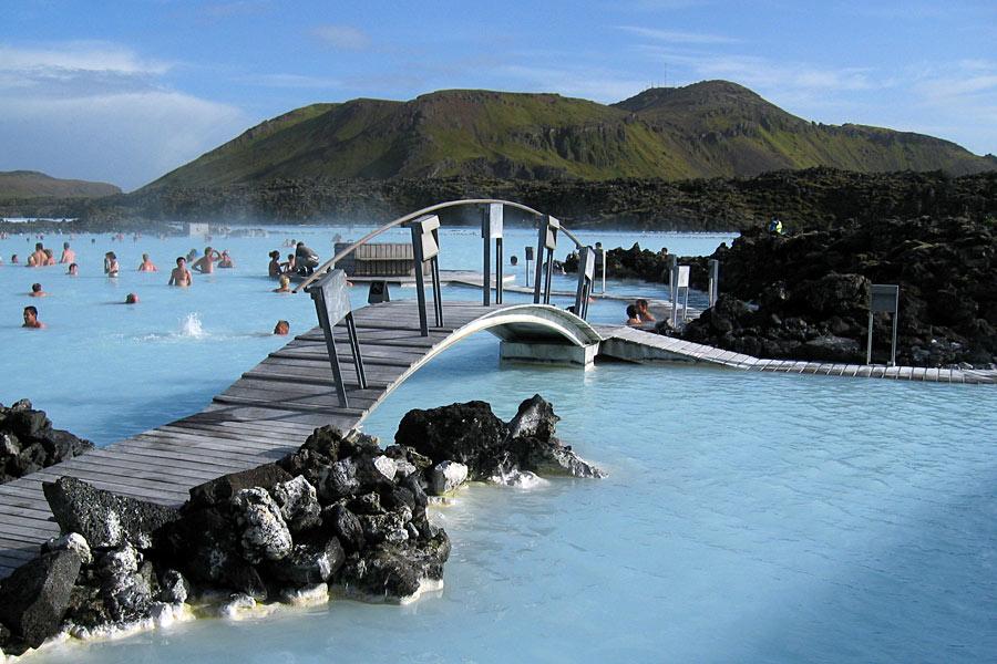 Blue Lagoon - Blaue Lagune