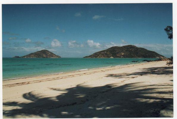 Blue Lagoon Lizard Island
