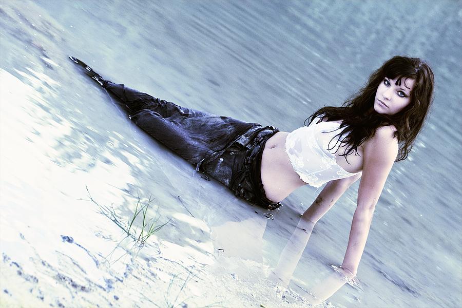 *blue lake*