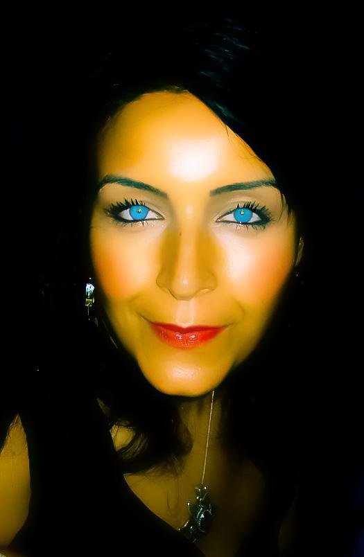 Blue Lilith