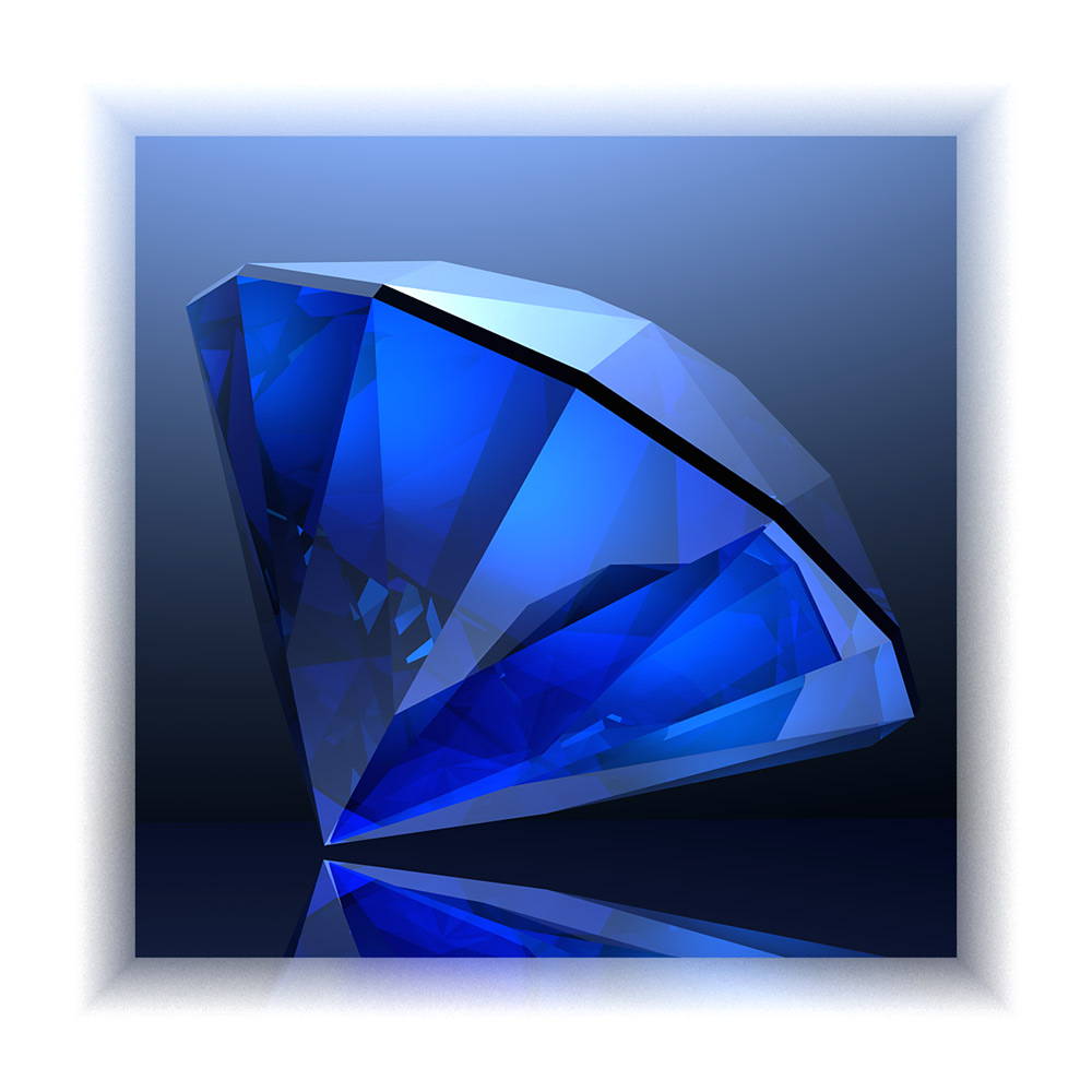 BLUE MARVIN - 397,53 ct.