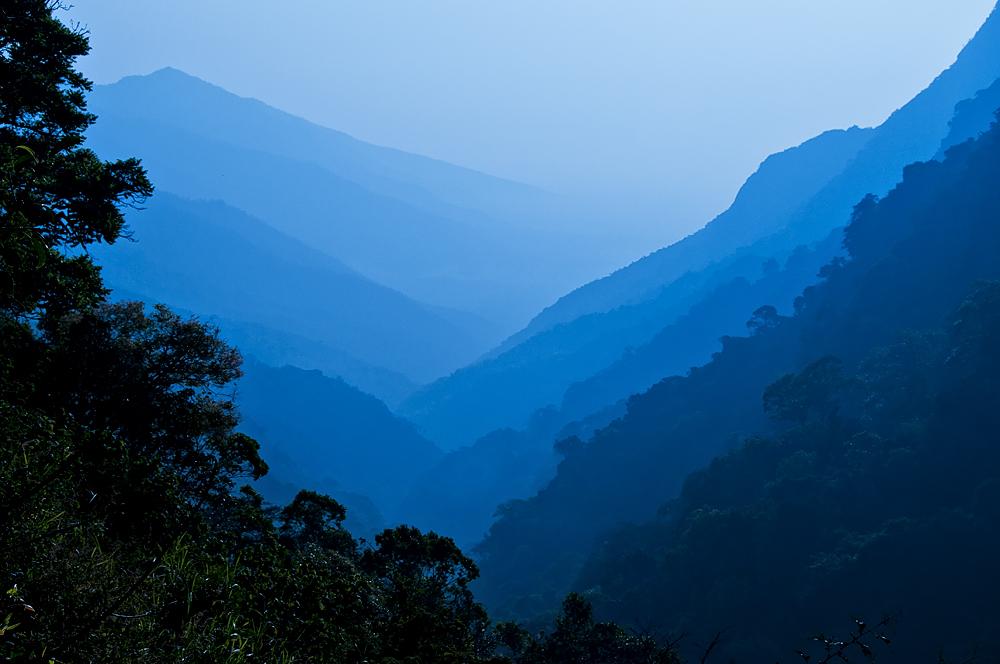 Blue Mountains Foto & Bild | landschaft, berge, gipfel und ...