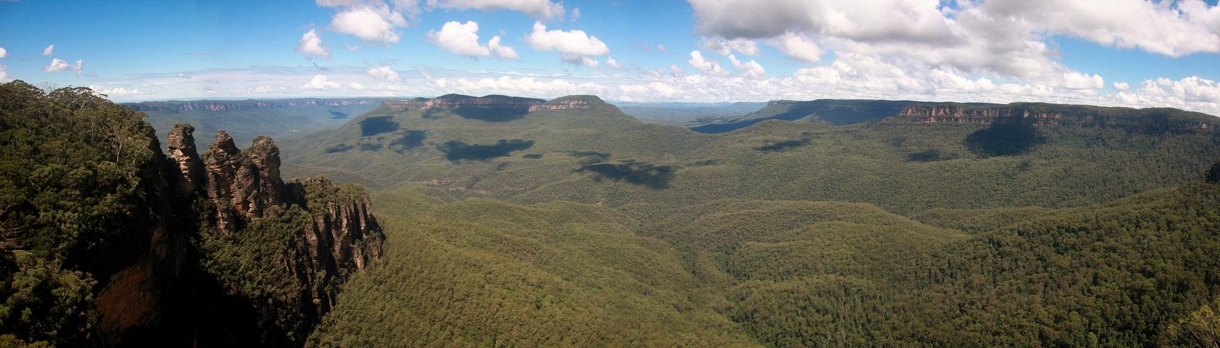 Blue Mountains NP