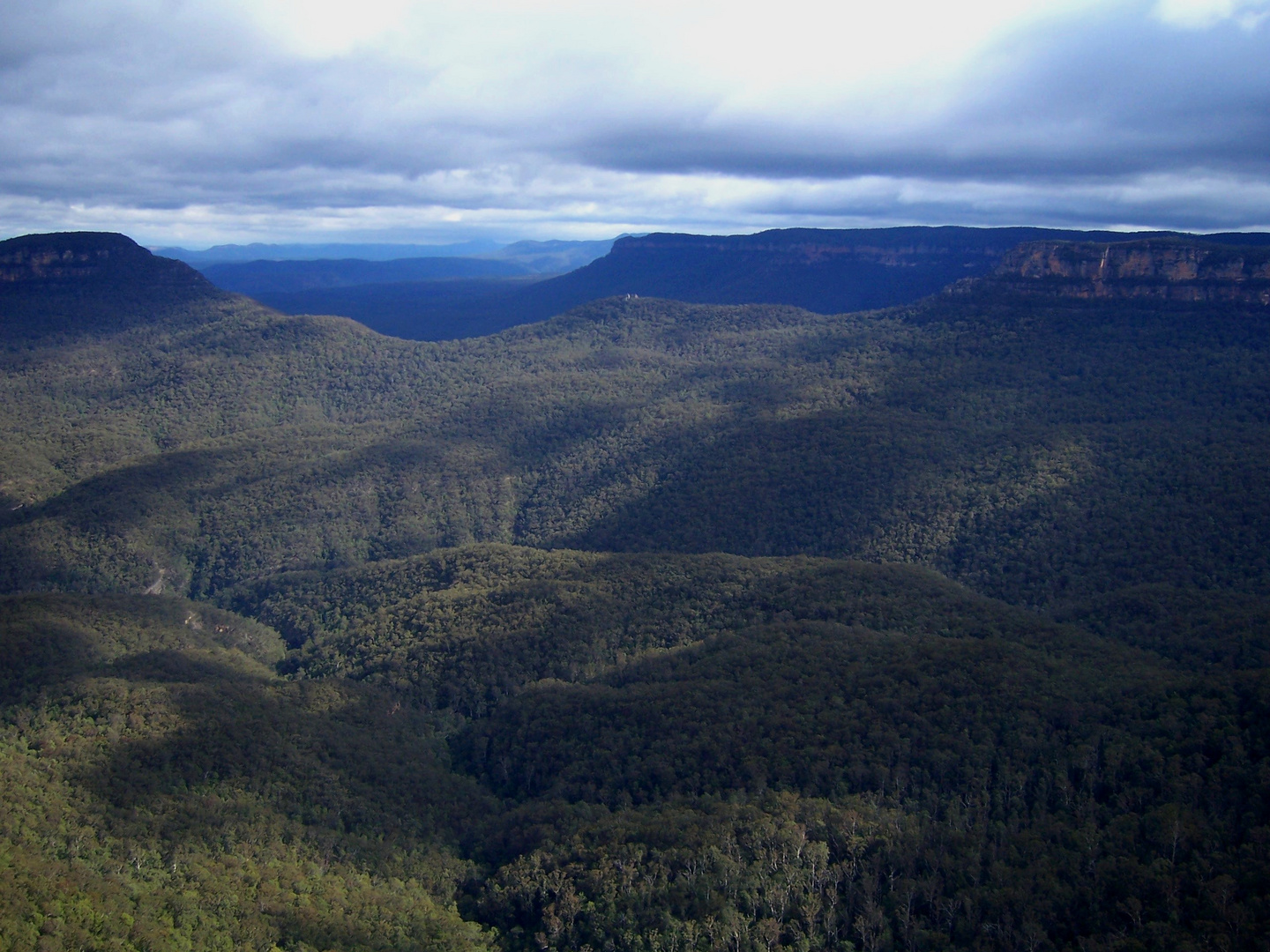 Blue Mountains NP View