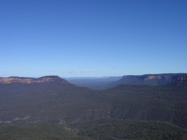 Blue Mountains, NSW Australia 2003