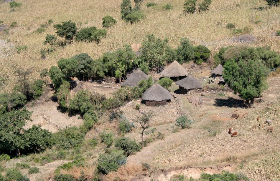 Blue Nile Desert
