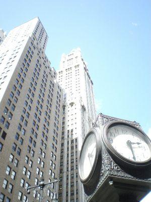 Blue o clock