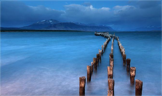 Blue Patagonia