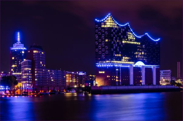Blue Port - Elbphilharmonie