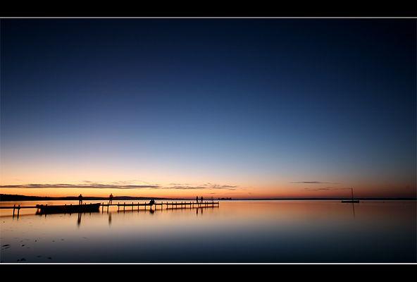 [ blue sea ]