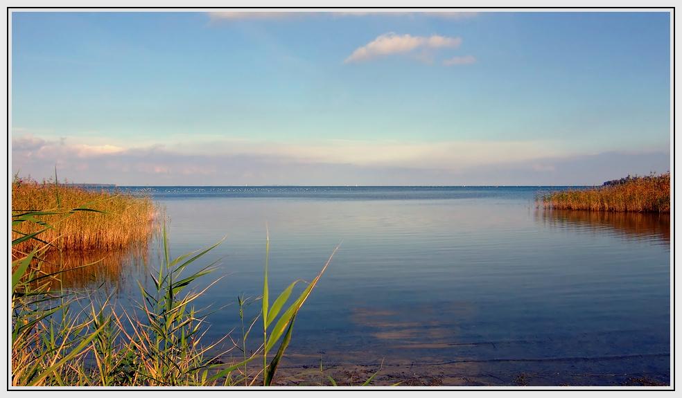 > Blue Sea < .... Meer, Strand, See, Beach