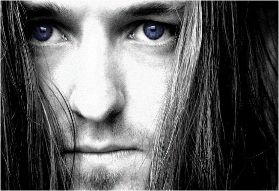 blue self...