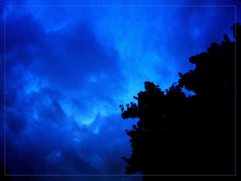 Blue Sky von Annett G.