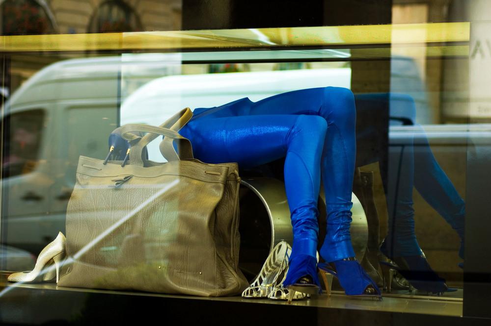 ^^BLUE SOCKS^^