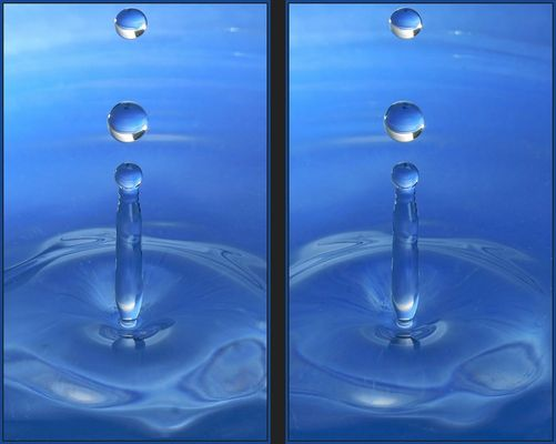 Blue Water (3D)
