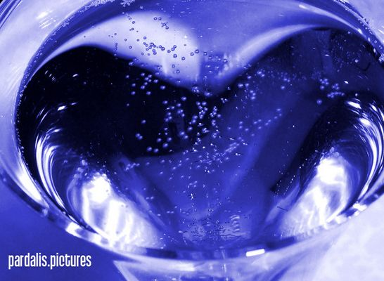 bluechampagne