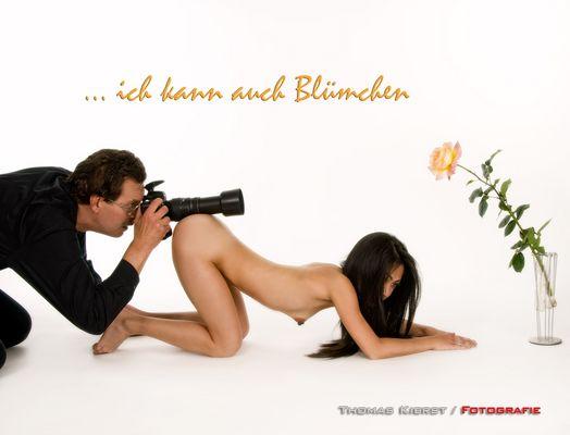 Blümchenfotograf