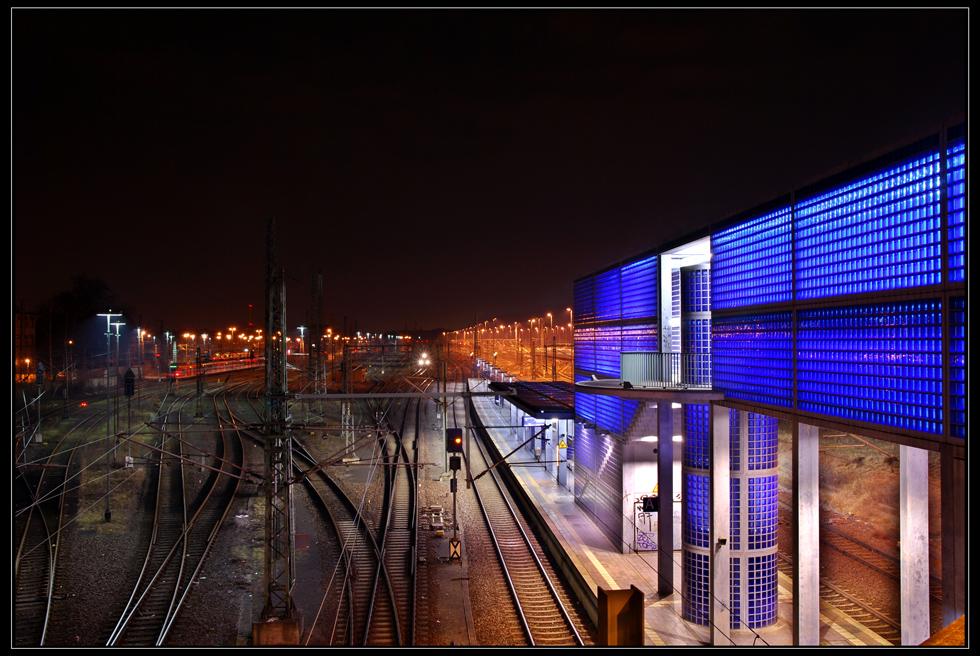 Bluerails