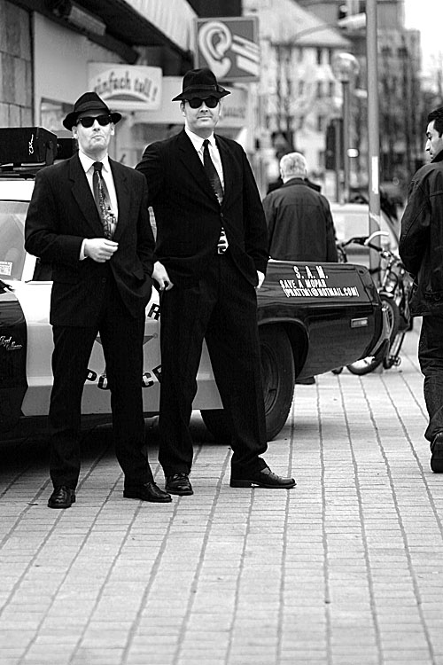 Blues Brothers?