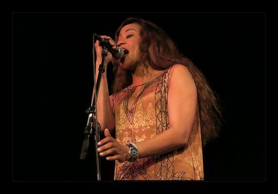 Blues Caravan 2016 : Blue Sisters - Tasha Taylor