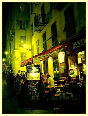 Blues Night in Nizza