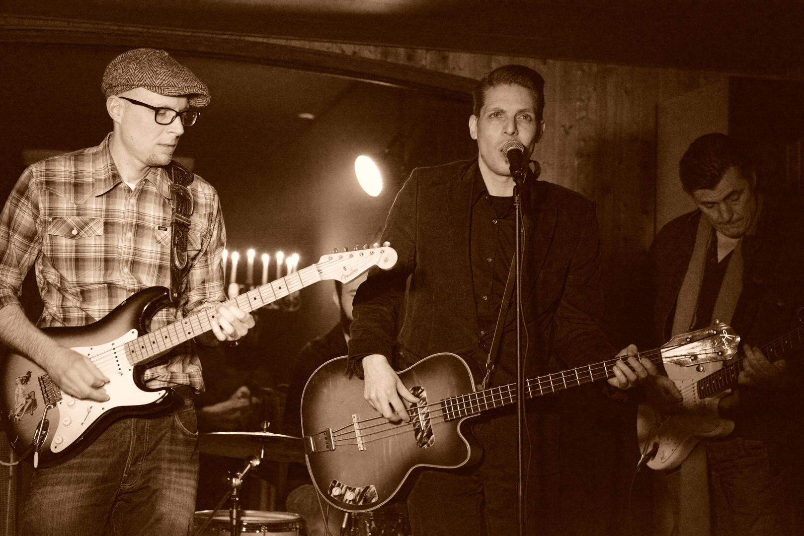 Blues Session @ Süd Rock in Essen