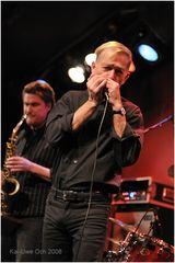 Blues Transfusion & Bill Öhrström