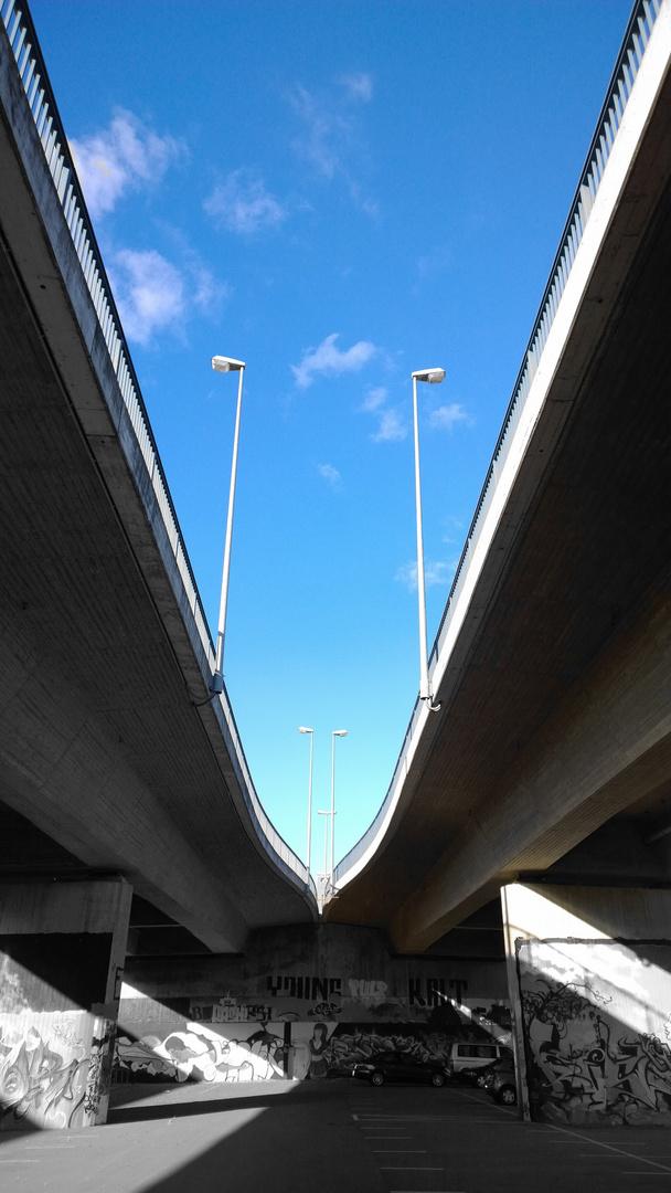 Bluesky Bridge