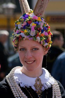 Blütenkönigin 2010 - Meike Tilsner