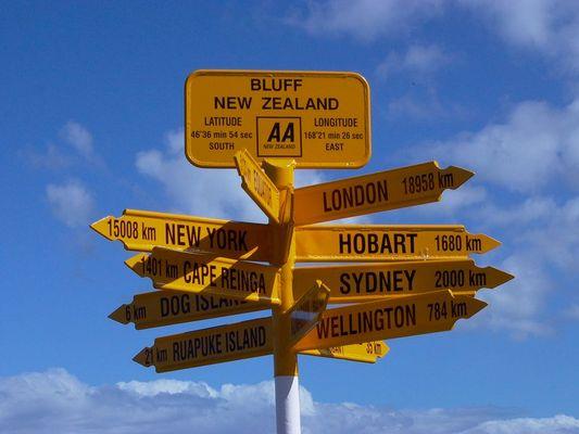 Bluff, New Zealand